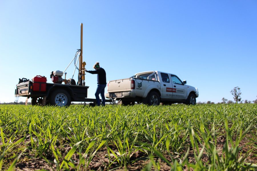 Soil Test Rebecca